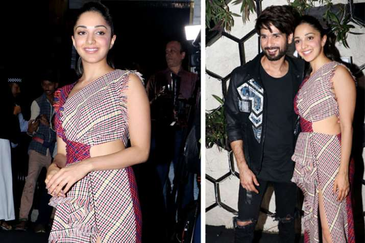 Kiara Advani , shahid kapoor, kabir singh- India TV