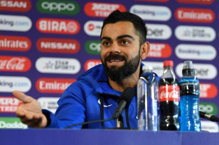 विश्व कप 2019: याद नहीं कब बिना दबाव के मैदान पर उतरा था - विराट कोहली- India TV