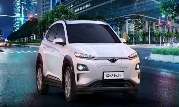 Hyundai drives Kona SUV to India priced at Rs 25.3 lakh- India TV Paisa