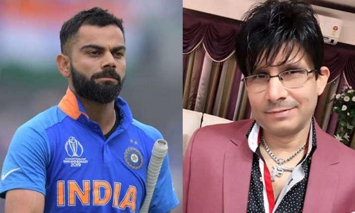World Cup 2019- VIRAT KOHLI, KRK- India TV