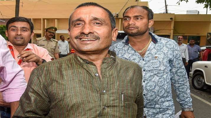 Kuldeep Sengar- India TV