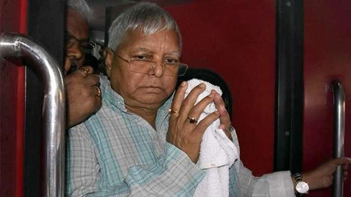 Jharkhand High Court grants bail to RJD leader Lalu Prasad Yadav in Deoghar treasury case- India TV
