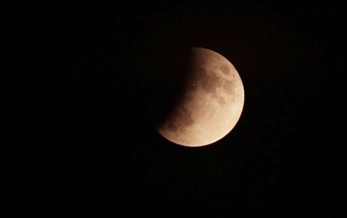 Lunar eclipse- India TV