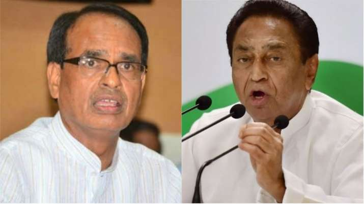 BJP and Congress seats in Madhya Pradesh Assembly - India TV