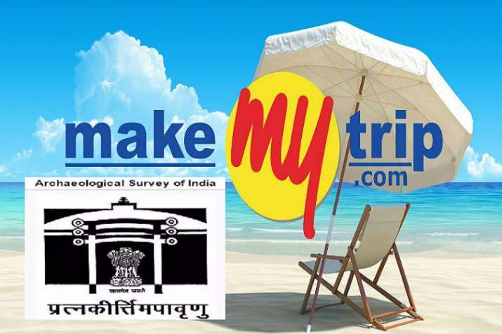 MakeMyTrip partners ASI for online bookings for 116 historical monuments- India TV Paisa