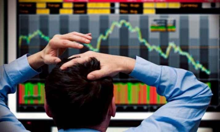 share market crash- India TV Paisa
