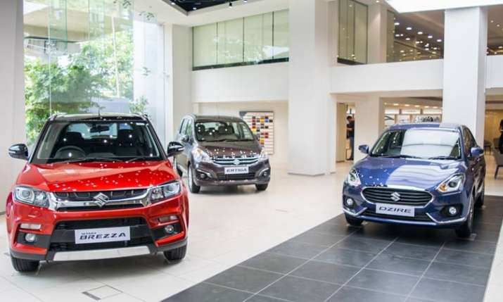 Maruti Suzuki sales down 14 pc in June- India TV Paisa