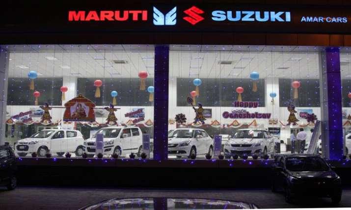 CCI orders probe against Maruti Suzuki- India TV Paisa