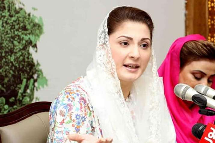 Maryam Nawaz demands resignation of Pakistan PM Imran Khan | Facebook- India TV