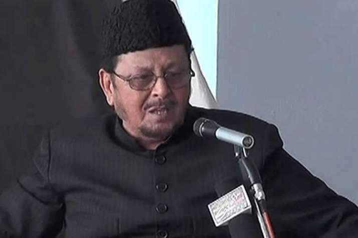 president of all india shia personal law board maulana...- India TV