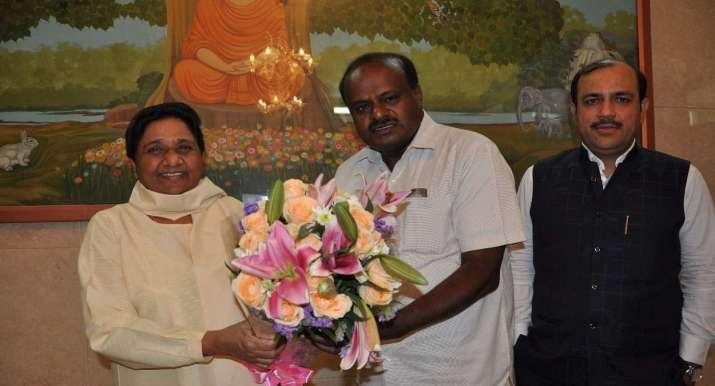 mayawati kumaraswamy- India TV