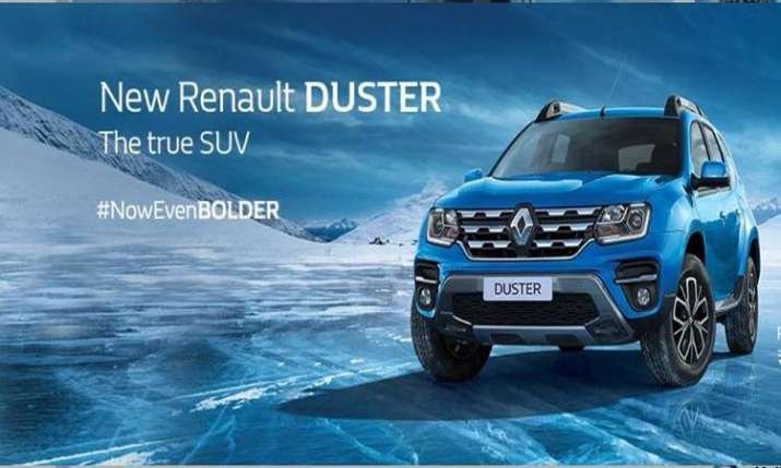 Renault India launches updated Duster- India TV Paisa
