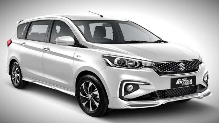 Maruti Suzuki Ertiga BS-VI Petrol Launched In India - India TV Paisa