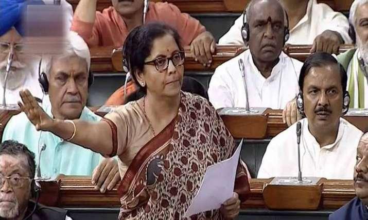 nirmala sitharaman- India TV Paisa