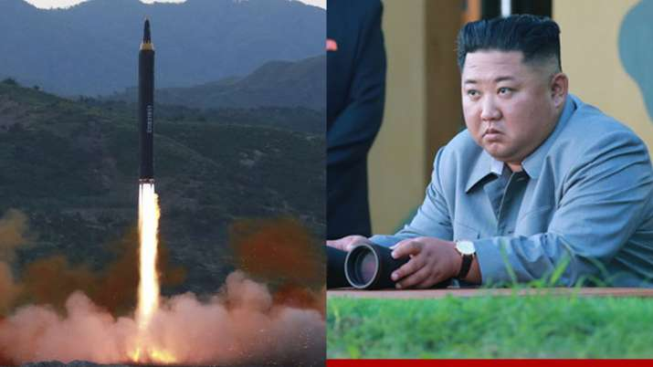 Missile launch was a 'warning' to South Korea, says North Korea | AP File- India TV