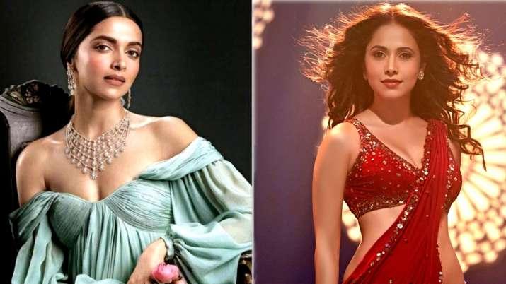 Deepika Padukone and Nushrat Bharucha- India TV
