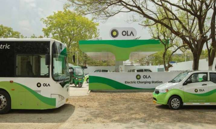 SoftBank pumps in USD 250 mn in Ola Electric- India TV Paisa