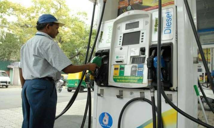 Petrol price to rise by Rs 2.5, diesel by Rs 2.3 after FM raises tax- India TV Paisa