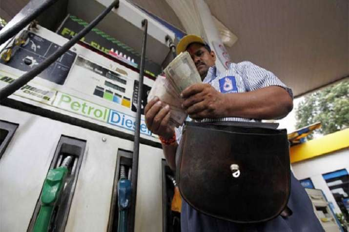 petrol price hiked on today 14 july 2019 diesel rate constant- India TV Paisa