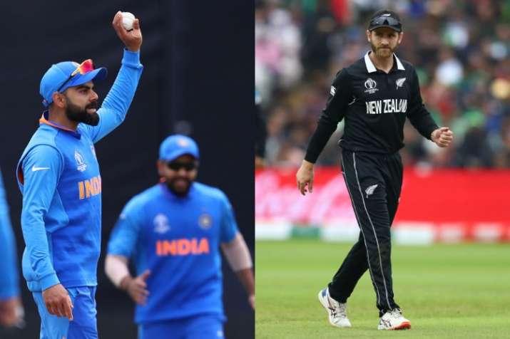 वर्ल्ड कप 2019 सेमीफाइनल 1: न्यूजीलैड के खिलाफ मुकाबले में भारतीय टीम का पलड़ा भारी, इन खिलाड़ियों प- India TV