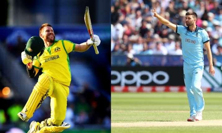 ऑस्ट्रेलिया बनाम इंग्लैंड - India TV