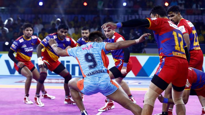 यूपी योध्दा बनाम गुजरात फार्च्यूनजायंट्स लाइव मैच स्ट्रीमिंग प्रो कबड्डी, चेक माय ड्रीम 11 टीम, यूपी- India TV