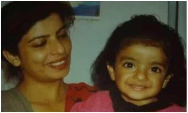 Priyanka chopra childhood Picture- India TV