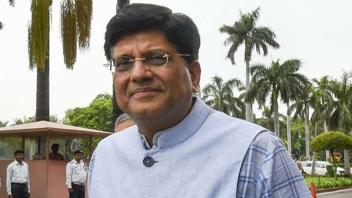 Piyush Goyal- India TV