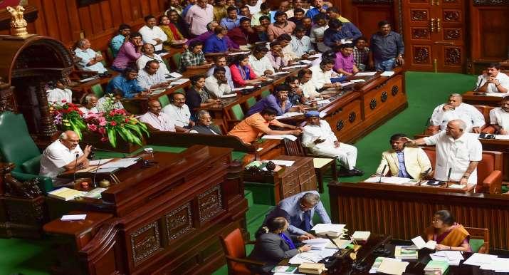 Former Karnataka chief minister and BJP State President...- India TV