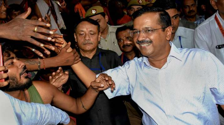 AAP govt to bring bill to set up Delhi SC Commission- India TV