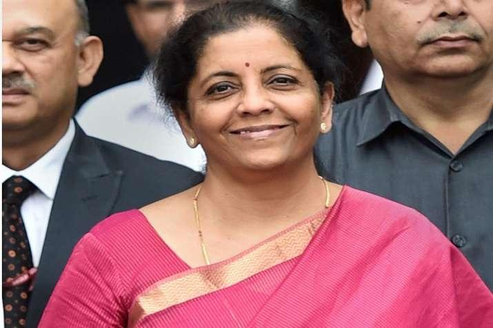 वित्त मंत्री निर्मला सीतारमण- India TV Paisa