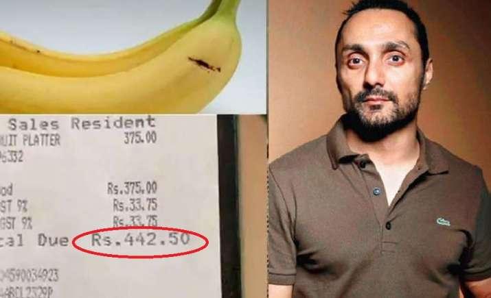 2 ताजे केलों के लिए बॉलिवुड अभिनेता ने चुकाए 442.50 रुपए- India TV Paisa