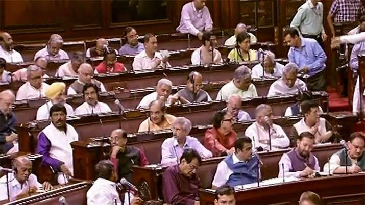 Rajya Sabha - India TV