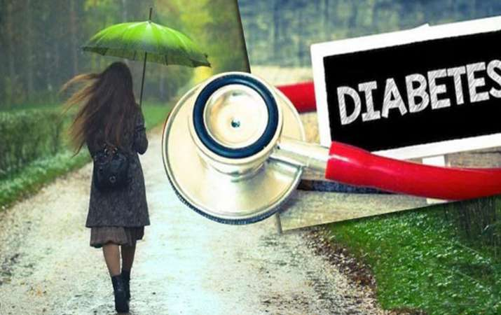 Diabetic People Monsoon Precaution- India TV