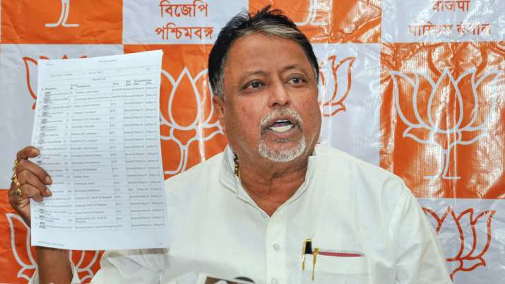 Mukul Roy - India TV