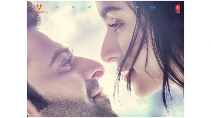 saaho new poster- India TV