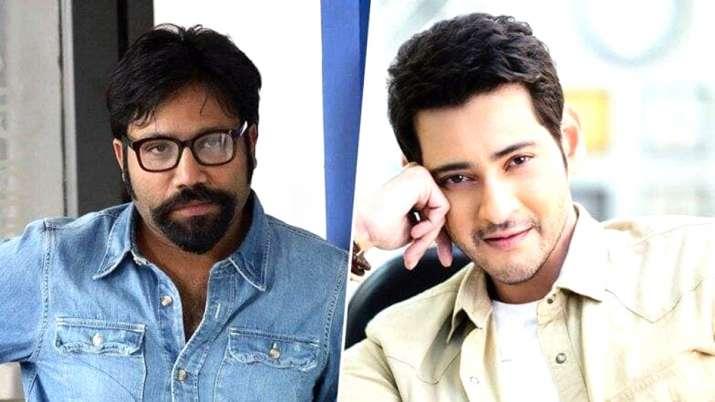 Sandeep V Reddy and Mahesh Babu- India TV