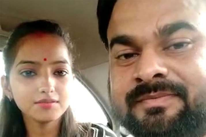 BJP MLA Rajesh Kumar Mishra statement after his daughter Sakshi's video goes viral- India TV