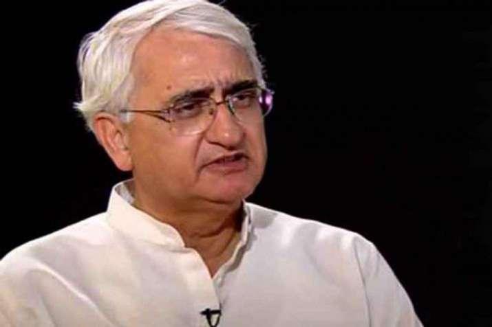 Salman Khurshid File Photo- India TV