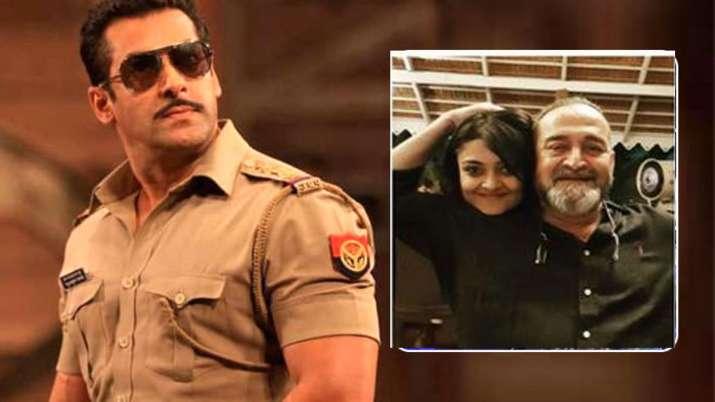 Salman Khan to launch Mahesh Manjrekar daughter Saiee- India TV