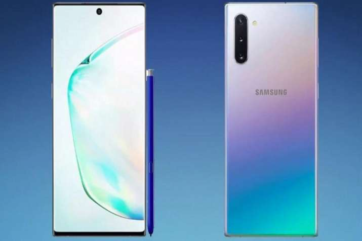 samsung galaxy note 10 series pricing features information leaked, know about feature and specificat- India TV Paisa