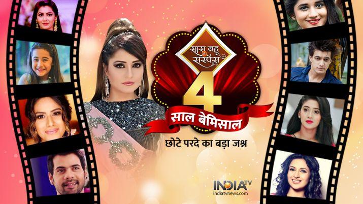4 years of saas bahu aur suspense- India TV