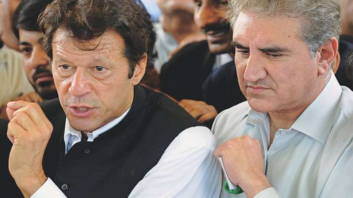 We haven't come to US with begging bowl: Shah Mehmood Qureshi- India TV