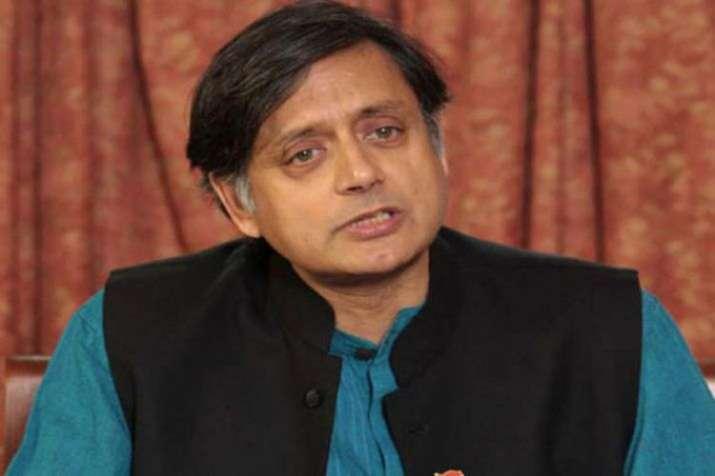 Shashi Tharoor File Photo- India TV