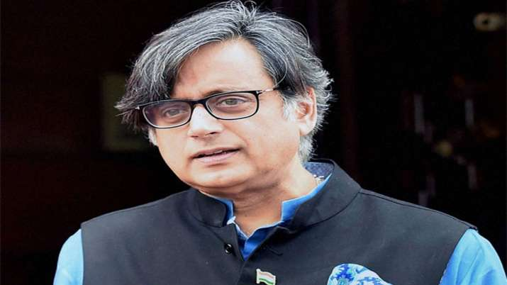 Shashi Tharoor says Trump dont know what he saying on Kashmir Issue- India TV