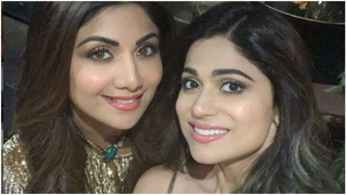Shilpa shetty and shamita shetty- India TV