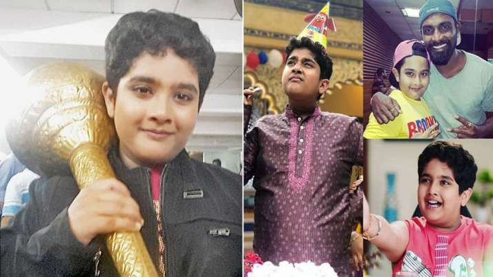 child actor shivlekh singh killed parents injured in road accident near raipur chhattisgarh- India TV