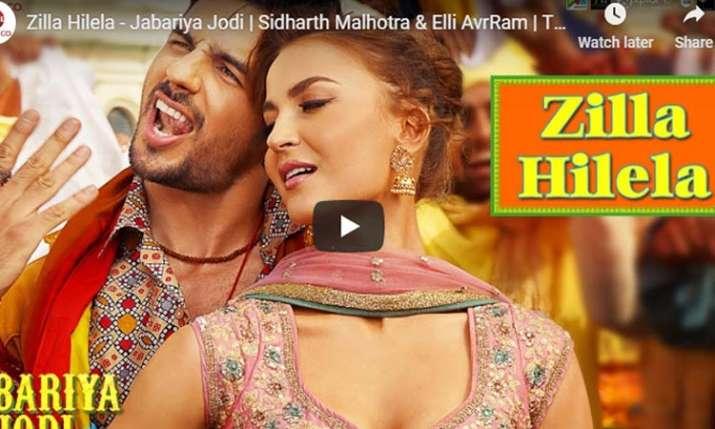 Zilla Hilela - Jabariya Jodi | Sidharth Malhotra &...- India TV