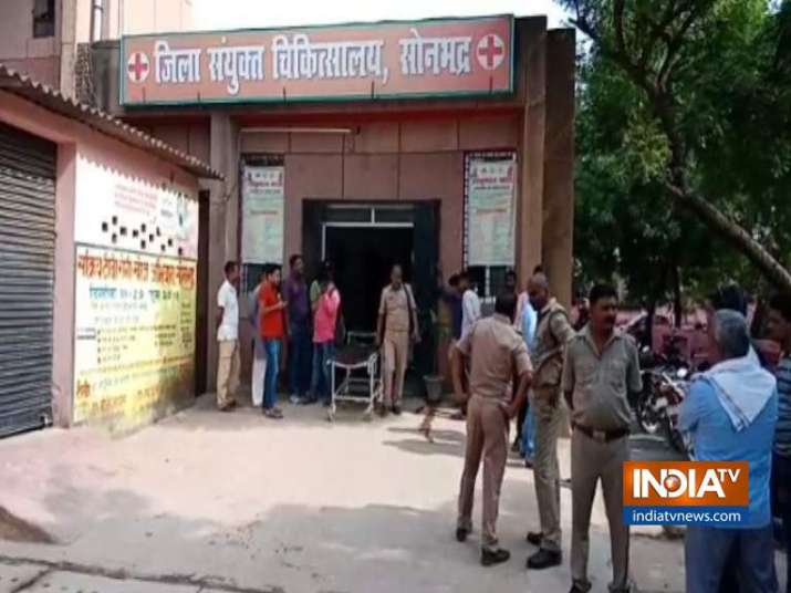 UP Crime- India TV