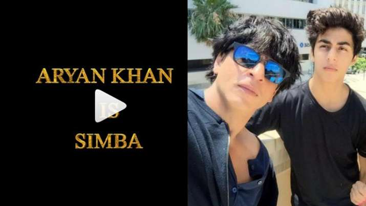 Lion King 2 Trailer 2: Shah Rukh Khan, Aryan Khan as Simba- India TV